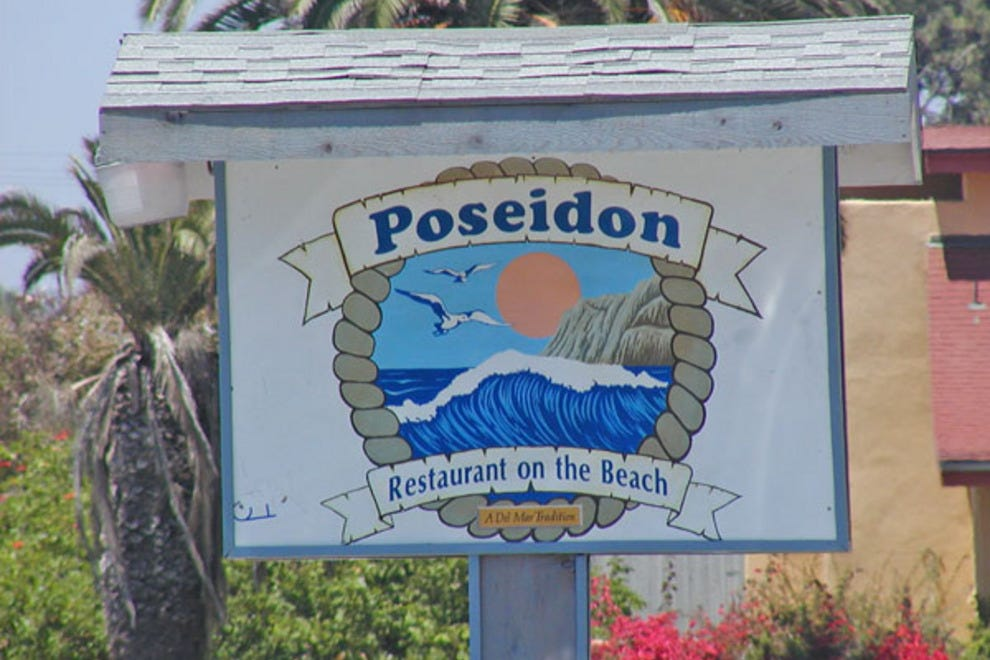 Poseidon San Diego Restaurants Review 10best Experts