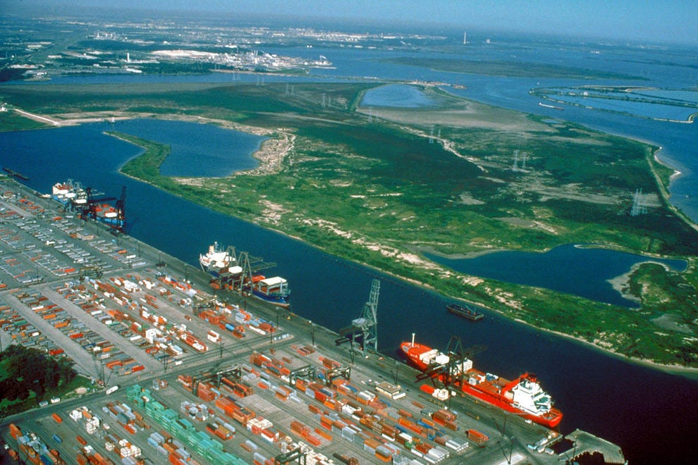 Port of Houston and Ship Channel