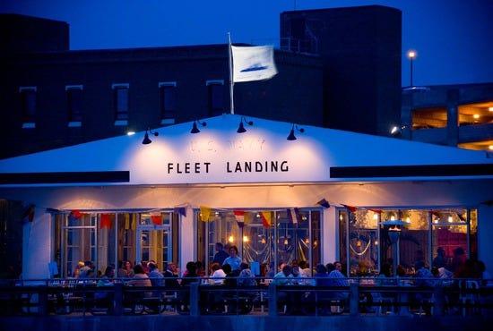 Fleet Landing Restaurant Amp Bar Charleston Restaurants