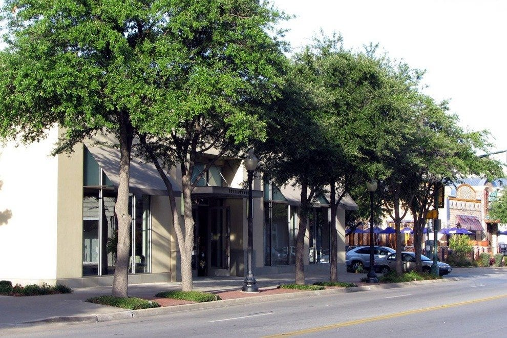 Knox Henderson Shopping Area Dallas Shopping Review