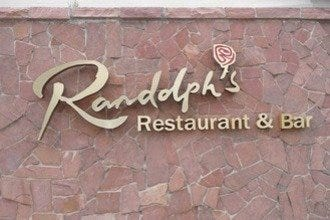 Randolph's restaurant and Bar