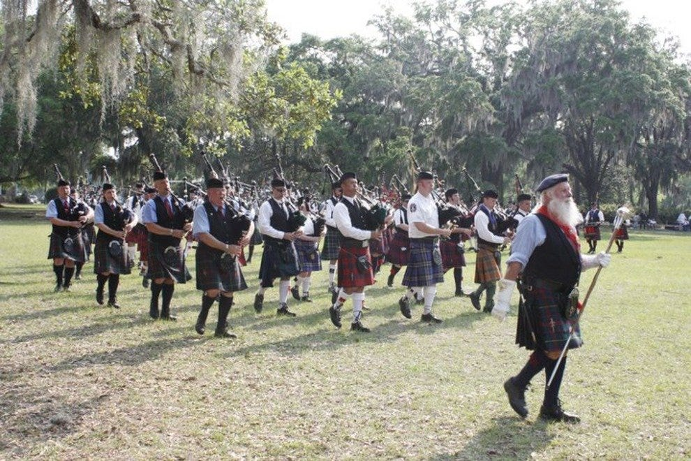 Scottish Games and Highland Gathering