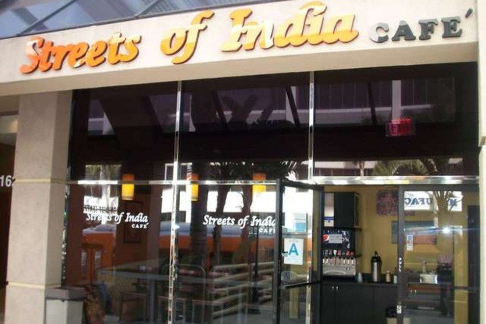Streets of India Cafe