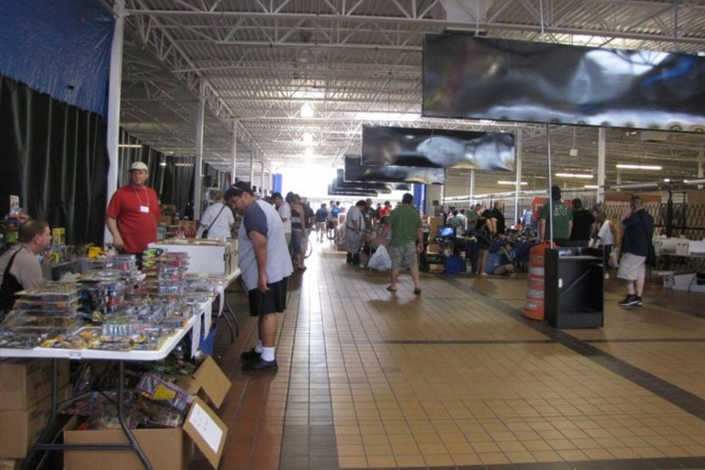 The Armadillo Flea Market Mall