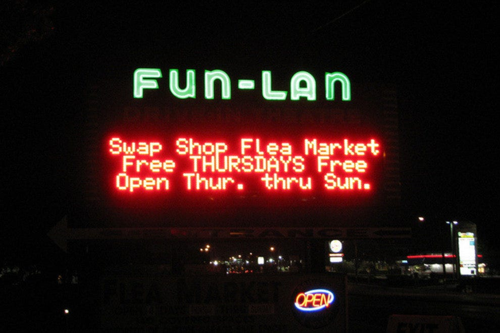 Fun-Lan Swap Shop Flea Market