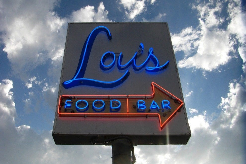 Lou's Food Bar