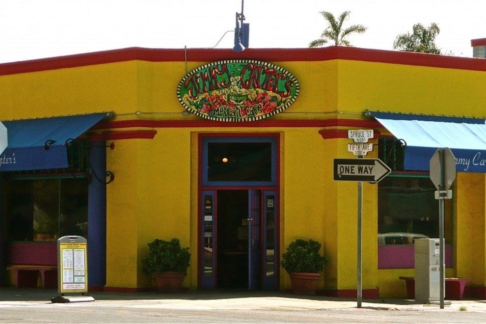 Jimmy Carter's Mexican Cafe