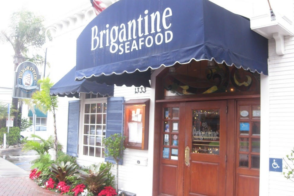 Brigantine La Mesa San Diego Restaurants Review 10best Experts And Tourist Reviews