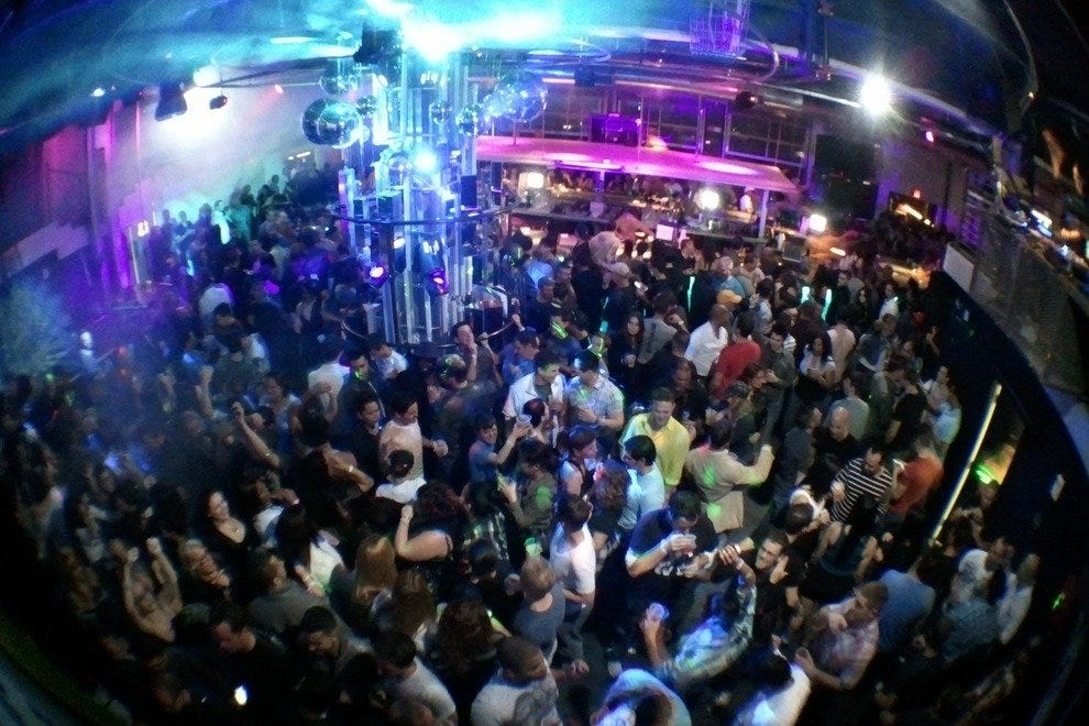 Teen night club in orlando fl