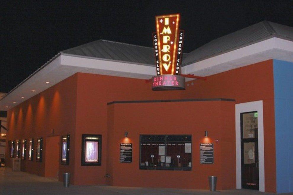 奥兰多即兴喜剧俱乐部和晚餐剧院