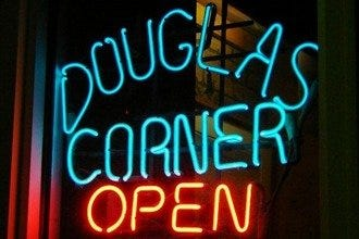 Douglas Corner Cafe Menu Nashville