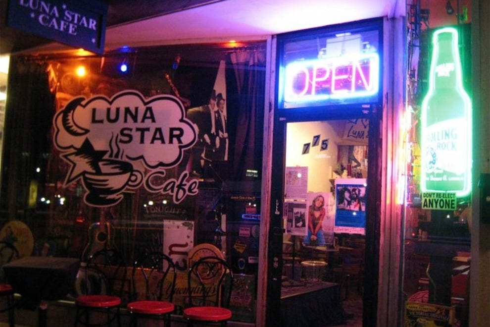 Luna Star Cafe Miami Fl
