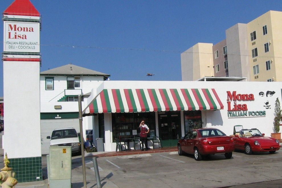 Italian Restaurants In Mission Beach
