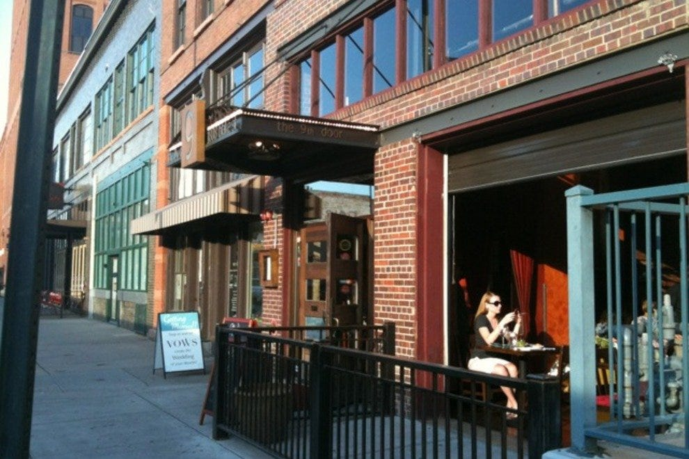 9th door denver restaurants review 10best experts and