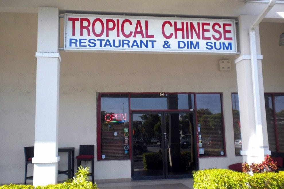 Tropical Chinese