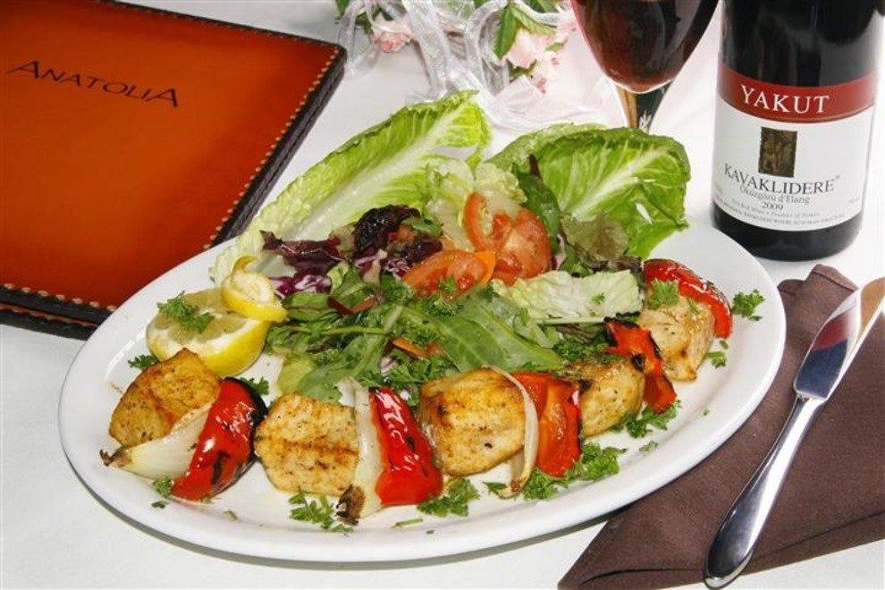 Anatolia fine turkish cuisine orlando restaurants review for Anatolia turkish cuisine