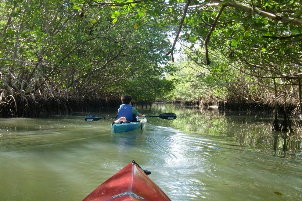 Oleta River State Recreation Area