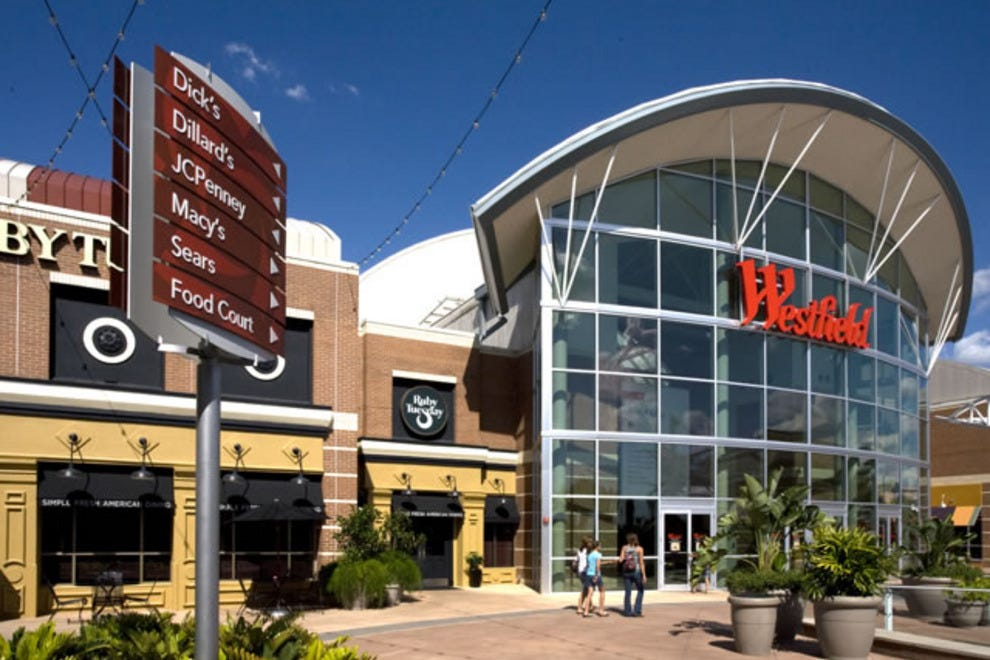 Westfield Brandon: Tampa Shopping Review - 10Best Experts