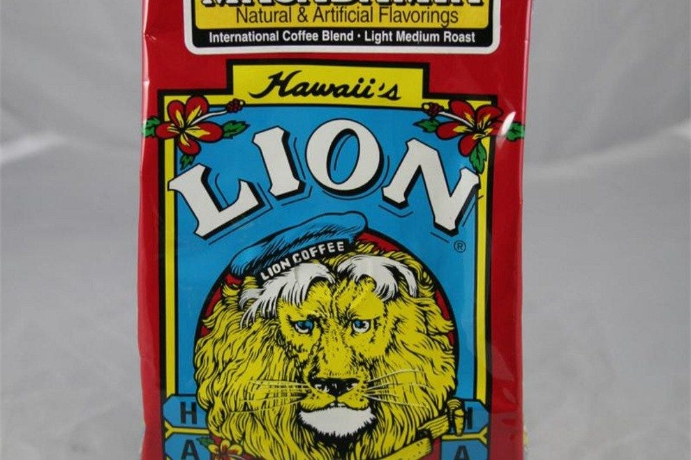 Lion Coffee