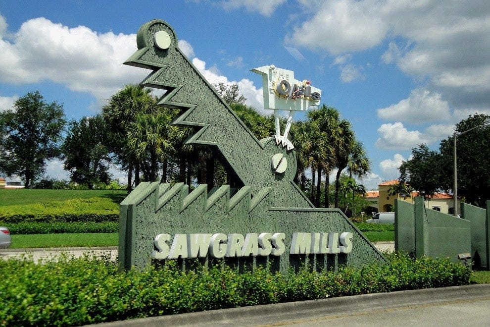 florida travel guide map with Sawgrass Mills on Hilton Rose Hall Resort Spa together with Car Rentals In Lake  o d6024900 furthermore destin Fwb also Cannon Beach Oregon in addition Sawgrass Mills.