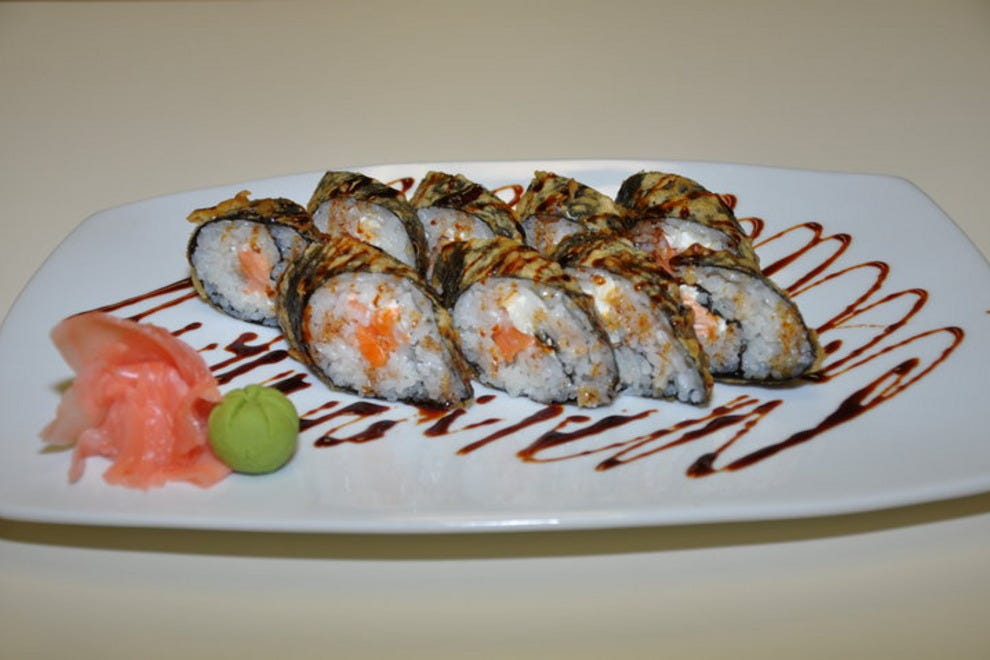 Jersey Foodies: Kenji Fusion Asian Bistro