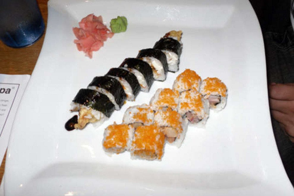 Matoi Sushi and Korean Restaurant