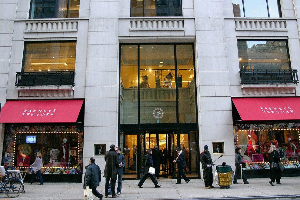 Barneys New York Seattle Shopping Review 10best Experts