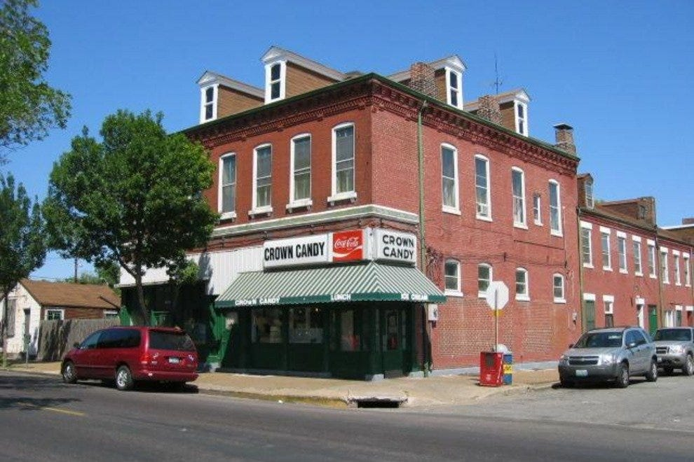 Crown Candy Kitchen: St. Louis Restaurants Review - 10Best Experts ...