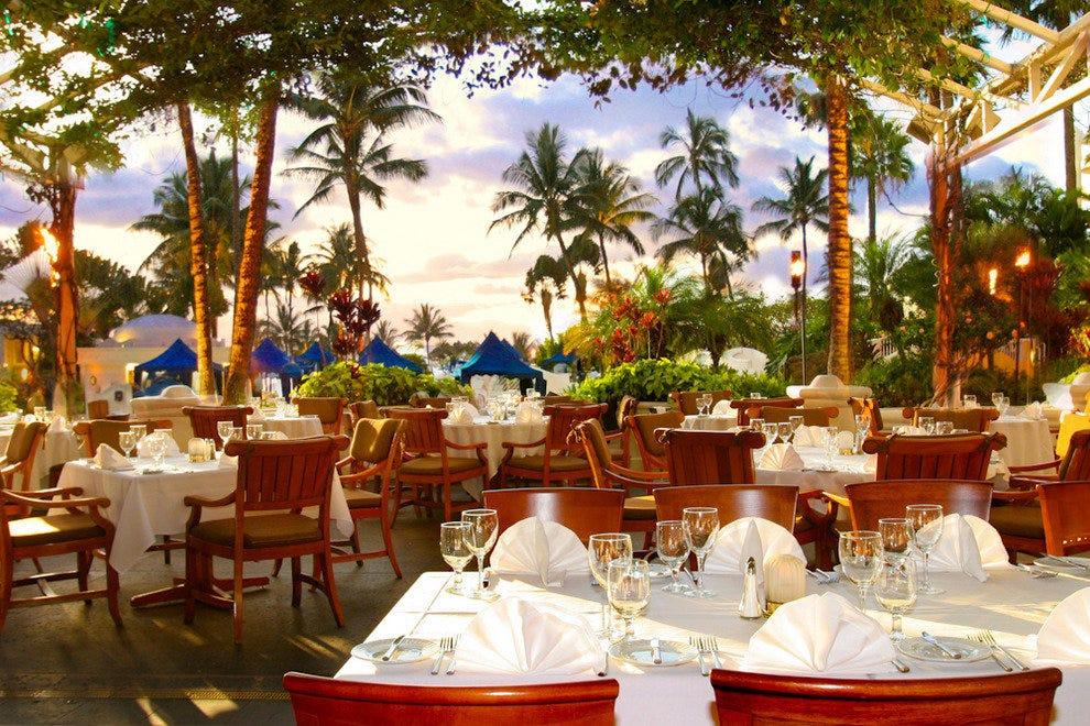 Fairmont Kea Lani Restaurant Reviews