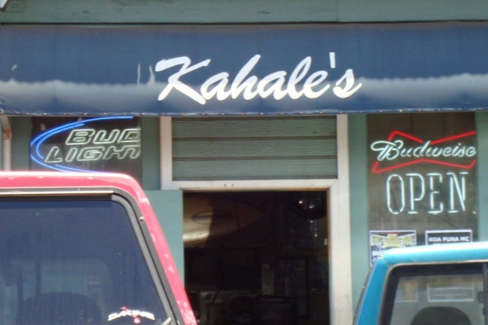 Kahale's Beach Club