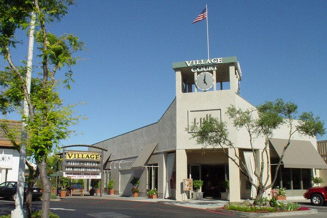 Shopping Malls and Centers in Napa Valley