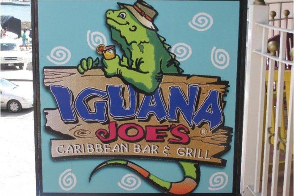 Iguana Joe's Caribbean Bar & Grill