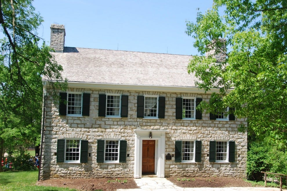 Daniel Boone Home & Boonesfield Village