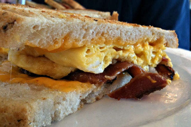 Breakfast In Baltimore
