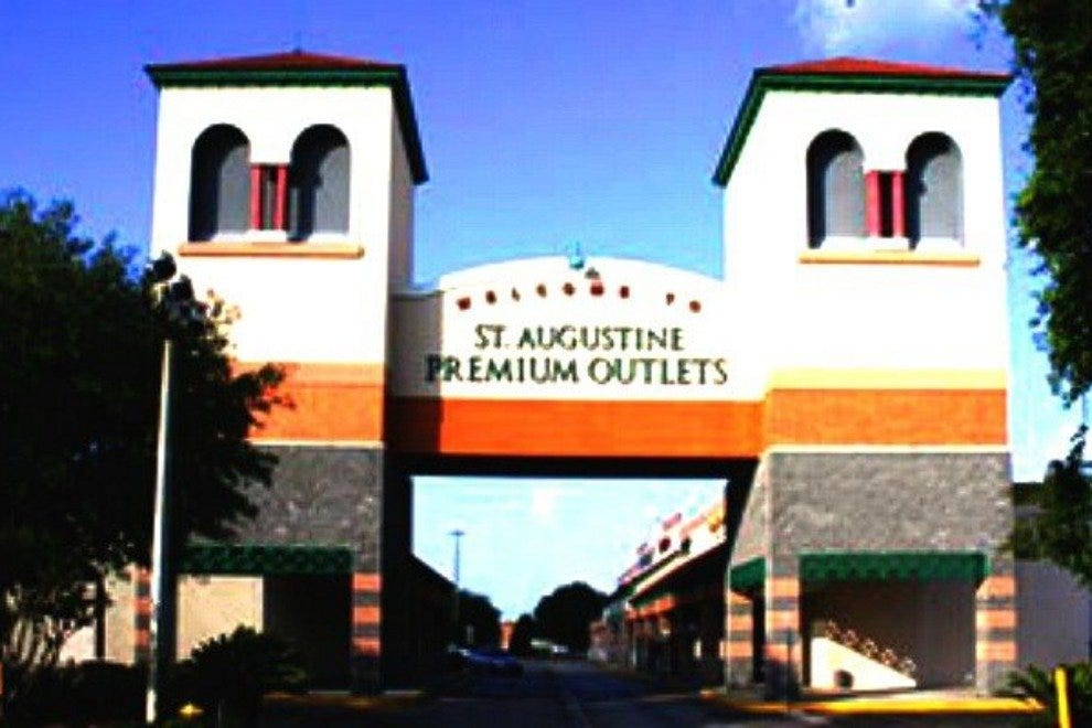 St. Augustine Premium Outlet Mall