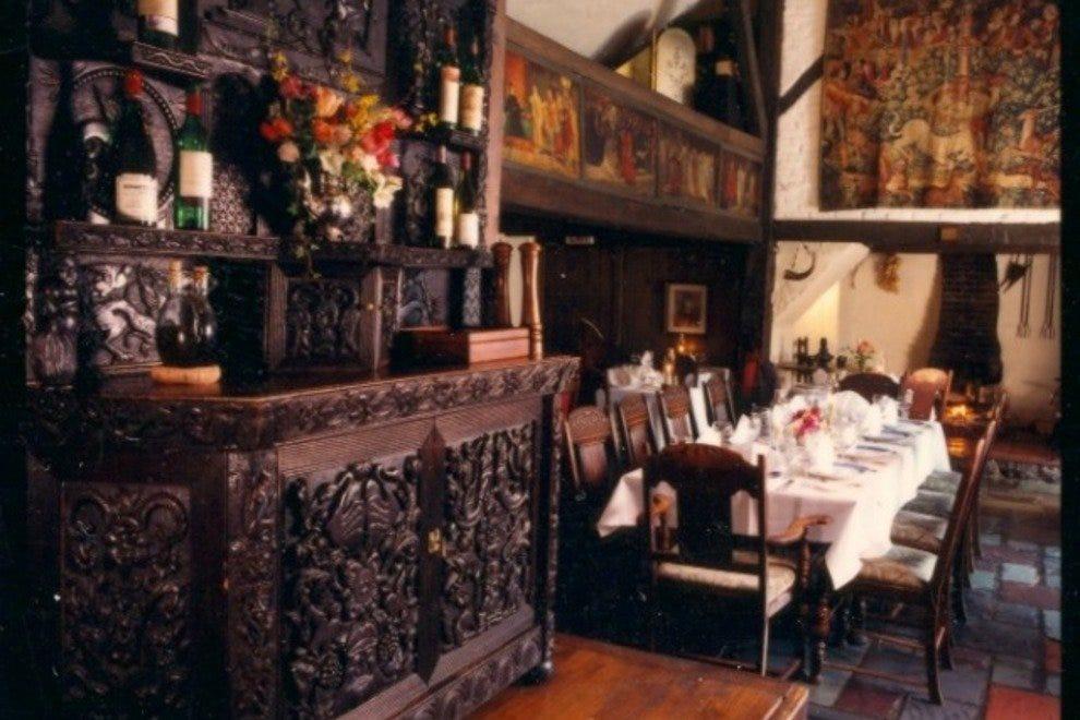 Hyeholde restaurant pittsburgh restaurants review