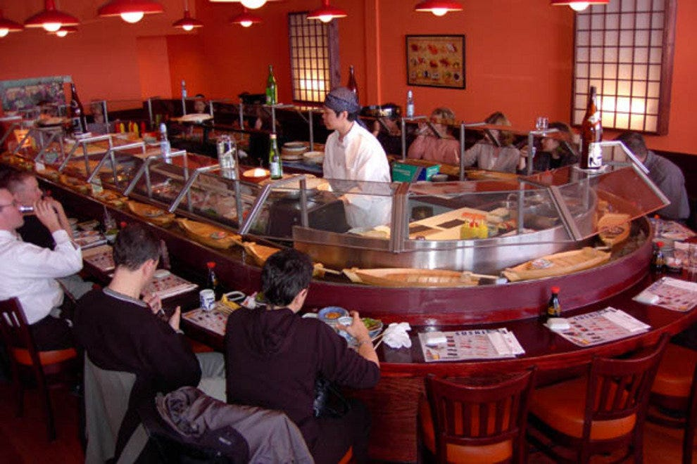 Best Restaurants For Lunch Around Division And I