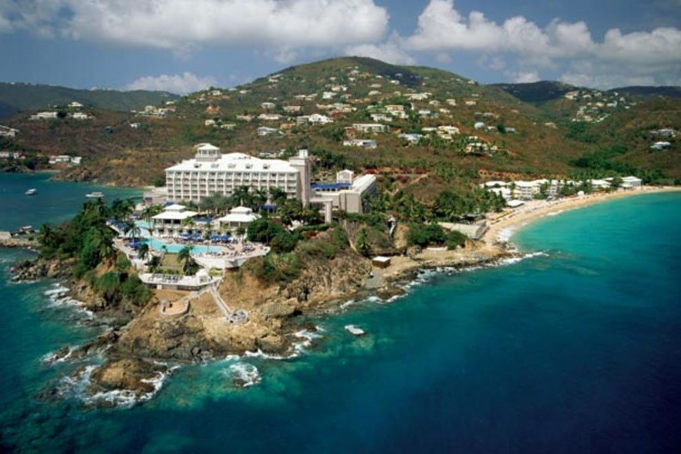 US Virgin Islandss Best Hotels And Lodging The Best US - Us virgin islands all inclusive
