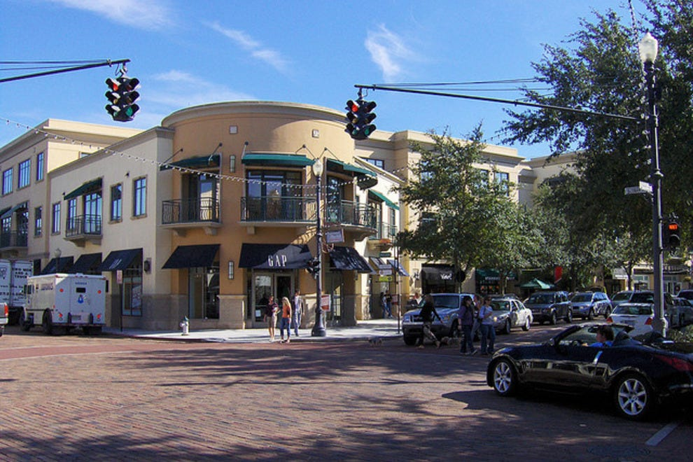 Things To Do In Winter Park Orlando Neighborhood Travel Guide By 10best
