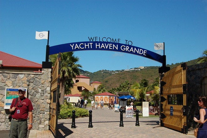 Yacht Haven Grande: U.S. Virgin Islands Shopping Review - 10Best Experts  and Tourist Reviews