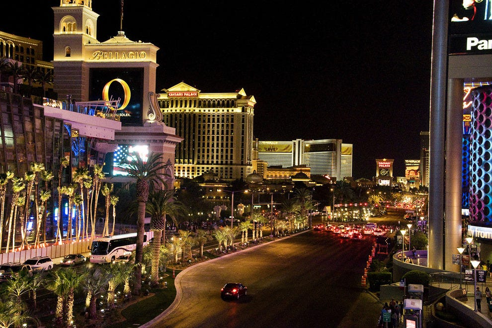 which casino pays out the most in vegas