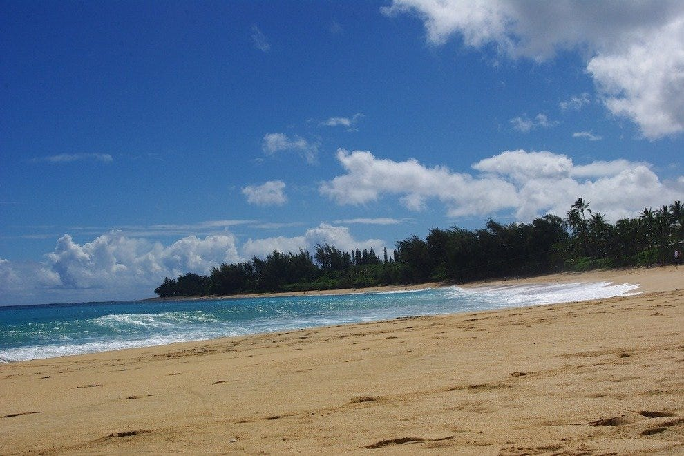 Ha`ena Beach Park