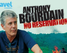 Anthony Bourdain's Top Five Travel Tips