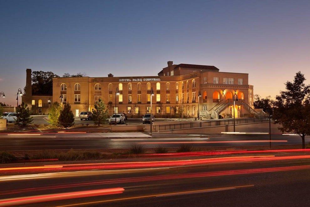Albuquerque Hotels And Lodging Albuquerque Nm Hotel