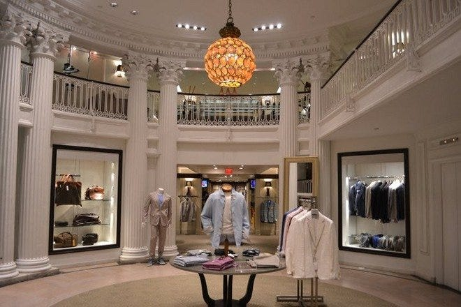 Rittenhouse Square's Best Shopping