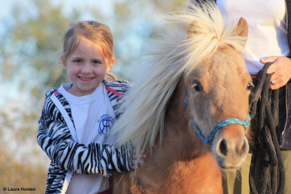 White Stallion Ranch, an authentic dude ranch in northwest Tucson, makes for a fun, rugged family-friendly destination.