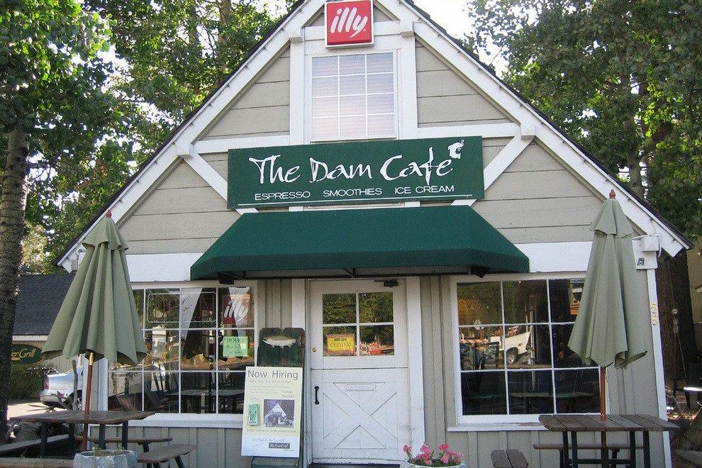水坝咖啡馆