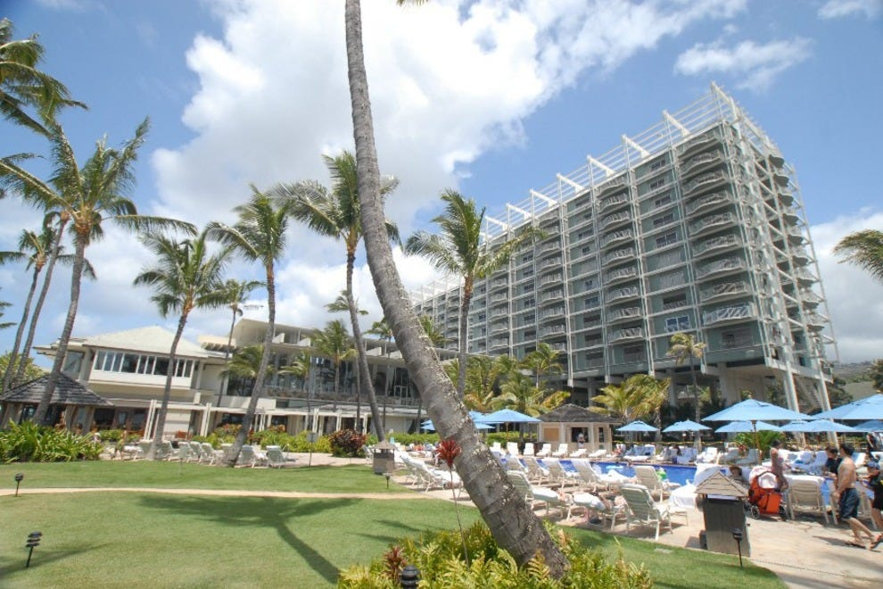 The Kahala Hotel Resort