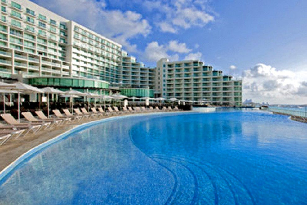 Cancun Palace will become a Hard Rock Hotel in 2012.