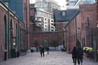 10Best Day Trip: Explore the Distillery District
